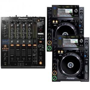 Pioneer CDJ-2000 Nexus Set